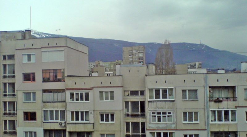 Снимка на блок